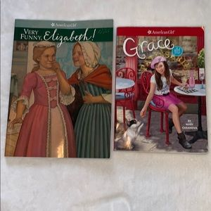 American Girl Books - 2